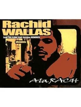 Album vinyl rachid wallas