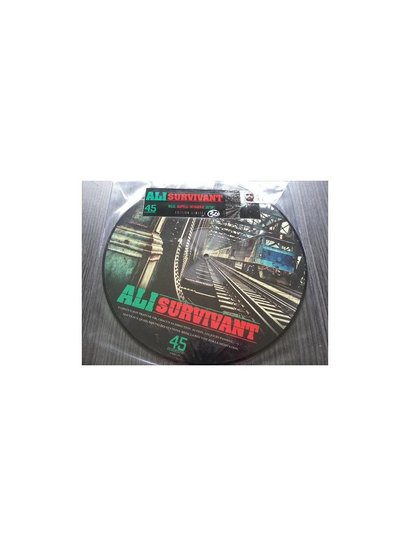"vinyl Ali ""Survivant"" collector"