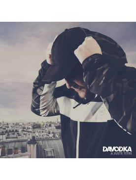 "album cd Davodka ""A juste titre"""