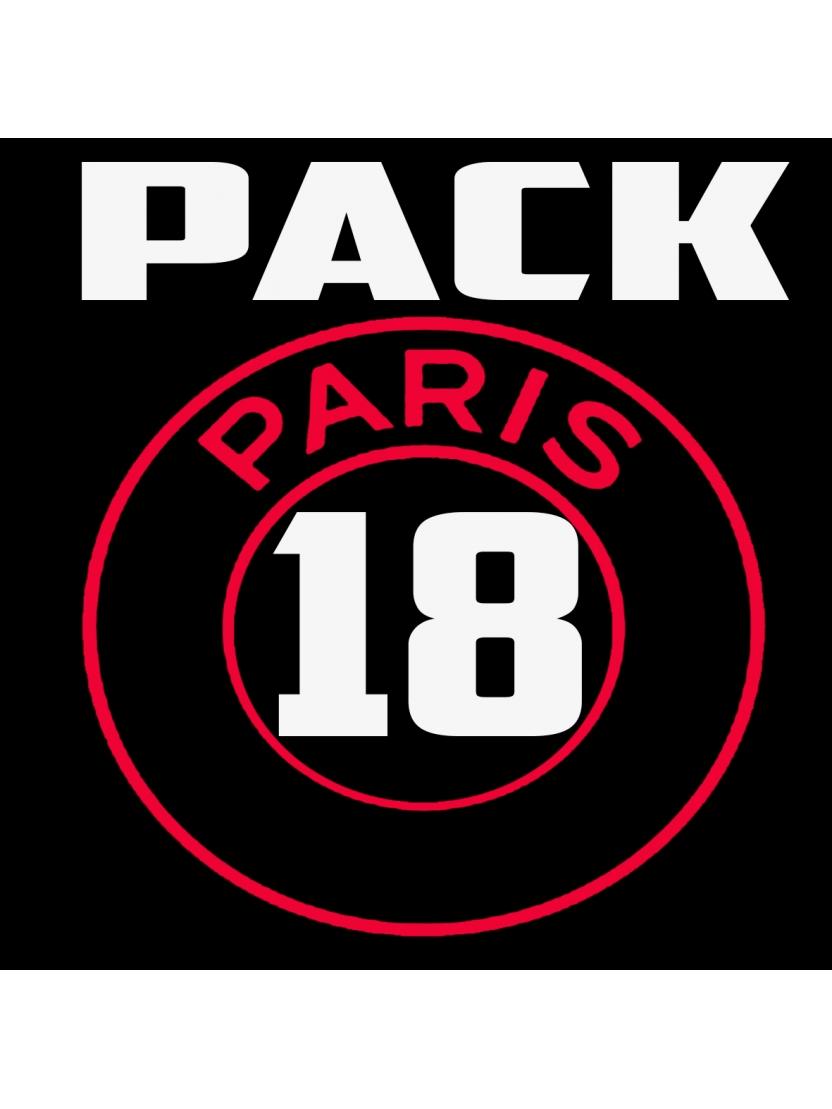 """PACK """"18IEME"""""""