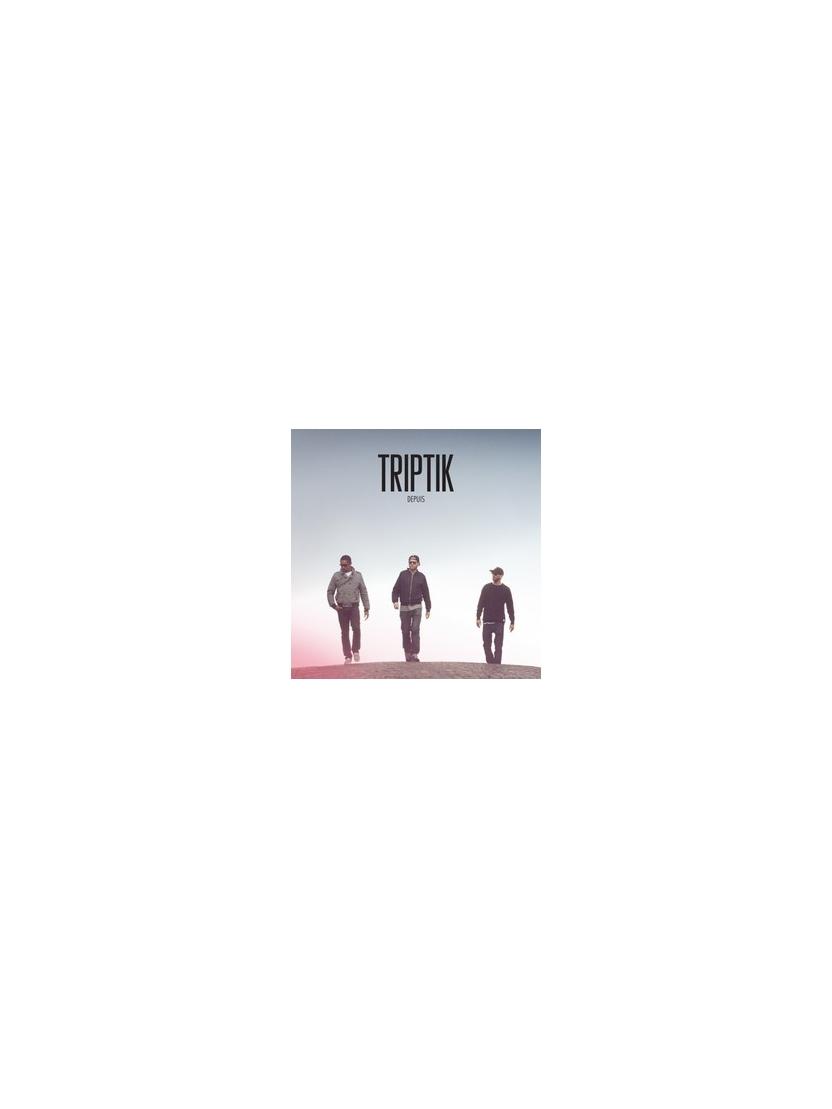 "Triptik album vinyl ""depuis"""