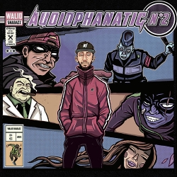 "Album Cd Walid Shabazz"" Audiophanatic 2"