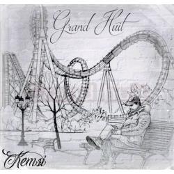 """Album Cd """"Kemsi Grand Huit"""