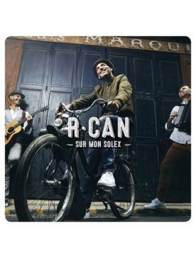 """Album Cd """" R.can"""" - Sur mon solex"""