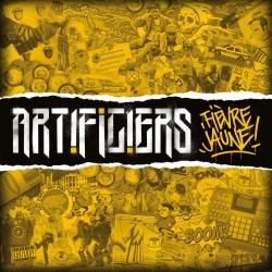 "Maxi vinyl "" Les artificiers"" - Fievre jaune"
