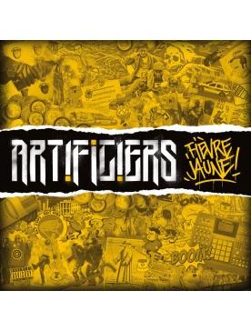 """Maxi vinyle """" Les artificiers"""" - Fievre jaune"""