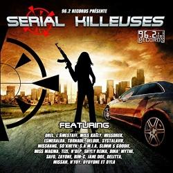 Album Cd - Serial Killeuses