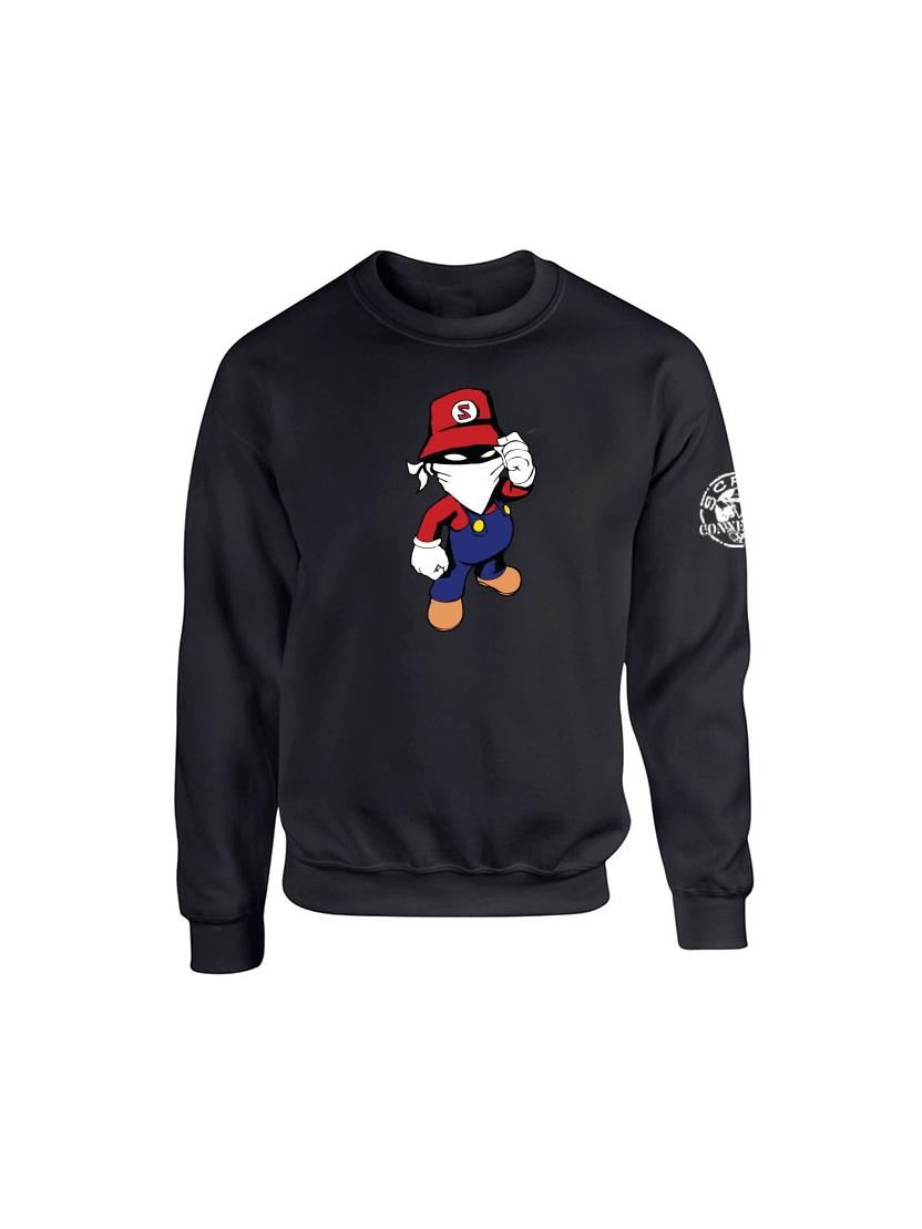 Sweat Noir Mario