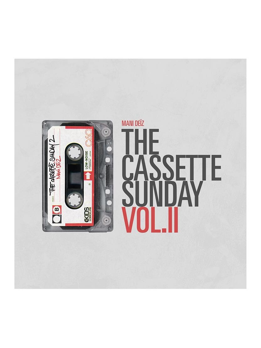 "Album Cd ""Mani Deiz"" - The cassette sunday Vol.2"