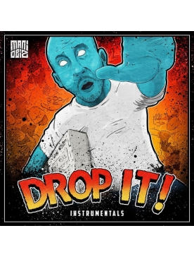 "Album Cd ""Mani Deiz"" - Drop It"