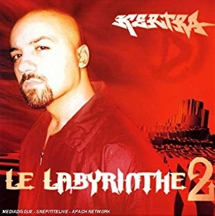 "Album Cd ""Kertra"" - Le labyrinthe 2"