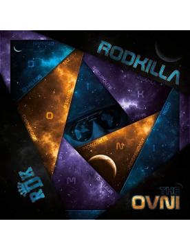 """Album Cd """"Rodkilla - The Ovni"""""""