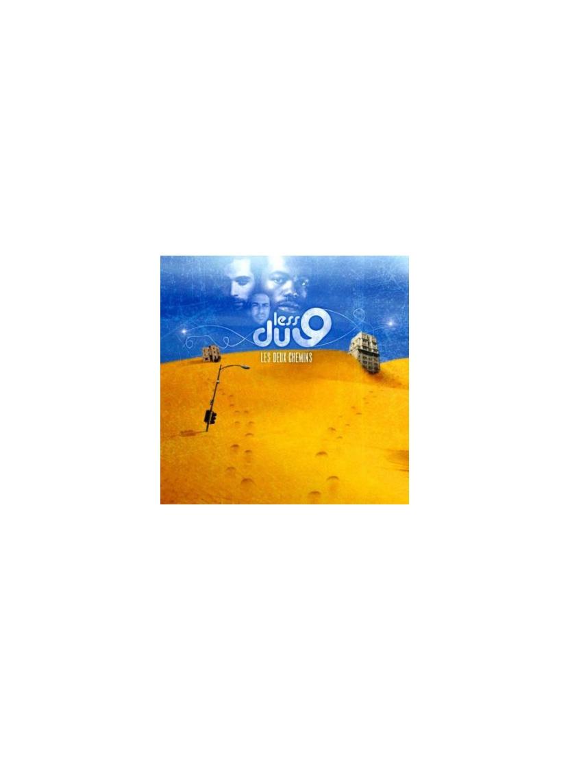 """Album Cd """"Less du 9 - Les Deux Chemins"""""""