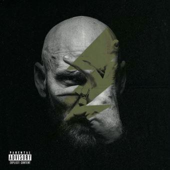 """Album vinyl """" Furax barbarossa """" - Black album"""