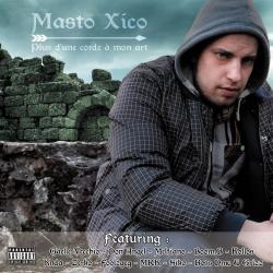 """Album Cd """"Masto Xico - Plus d'une corde à mon art"""""""