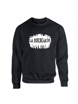 Sweat Noir La Brigade