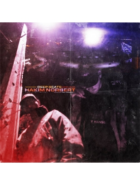 """album cd Hakim Norbert """"Ventre-ville"""""""