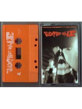 """album cassette Hakim Norbert """"Ventre-ville"""""""