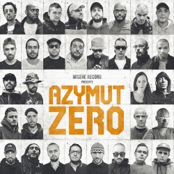 "Album Cd ""Misère Record - Azymut Zéro"""