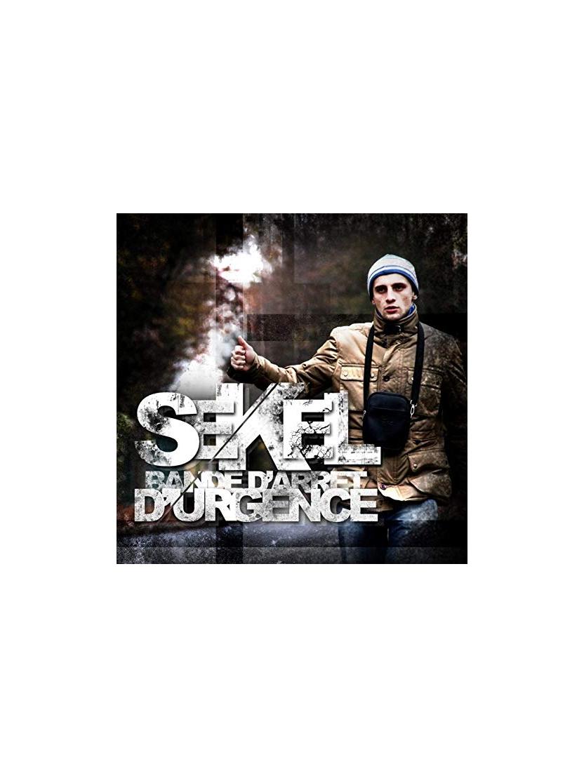 """Album Cd """"SEKEL - Bande d'arrêt d'urgence"""""""