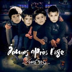 """Album Cd """"Trois Six Cinq - Jeunes après l'âge"""""""