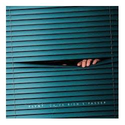 """Album cd flynt """"ca va bien se passer """""""