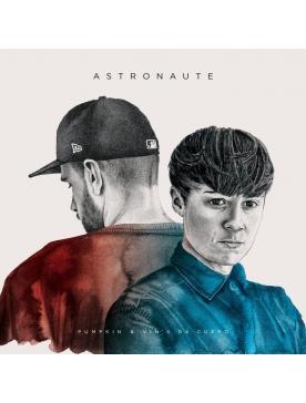 "Album Cd ""Pumpkin & Vin's da cuero - Astronaute"""