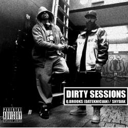 "Album Cd ""Dateknician & Shydak - DIRTY SESSIONS"""