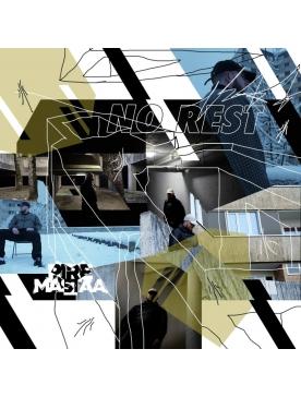 """Album Cd """"Pire Mastaa - No Rest"""""""