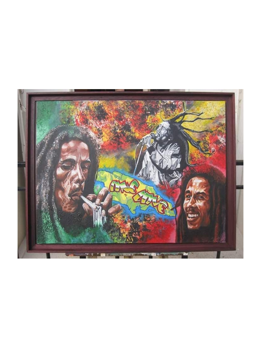 """Tableau By Amadi - """"One love"""""""