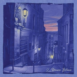 "Album Vinyl ""KERJO STYLE - L'heure bleue"""