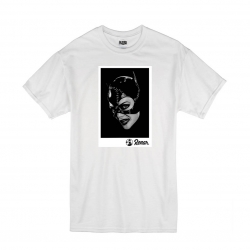T Shirt Blanc Renar - Catwoman