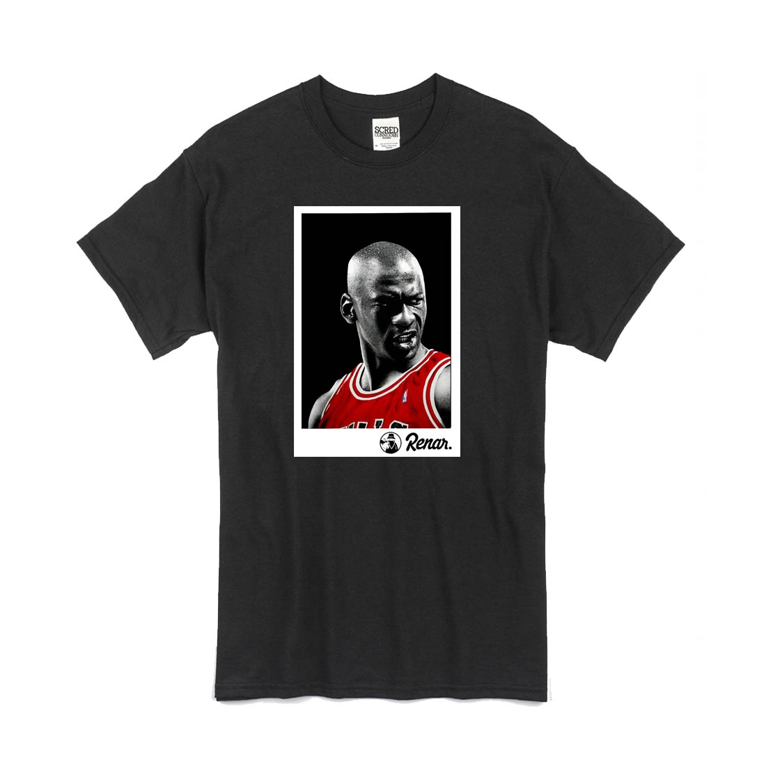 T Shirt Noir Renar - Jordan