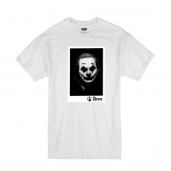 T Shirt Blanc Renar - Joker