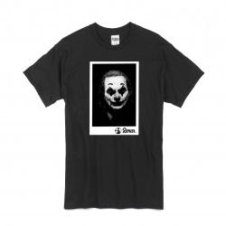 T Shirt Noir Renar - Joker