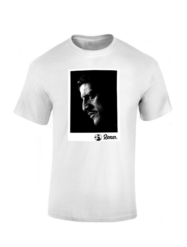 T shirt Renar Said Taghmaoui blanc