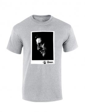 T shirt Renar Said Taghmaoui gris