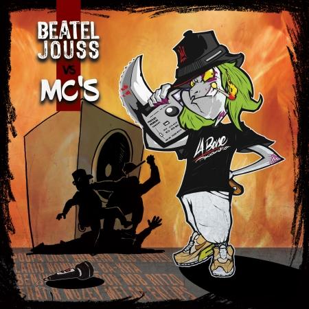 "Album Cd ""La Base Production - Beateljouss vs Mc's"""