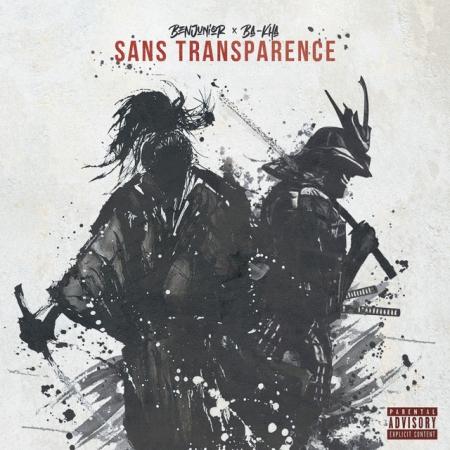 """Album Cd """"Benjunior & Ba-Kha - Sans transparence"""""""