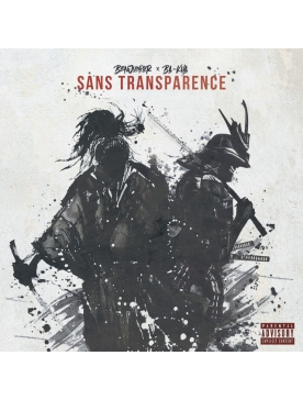 "Album Cd ""Benjunior & Ba-Kha - Sans transparence"""