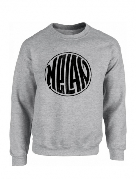 Sweat Melan gris