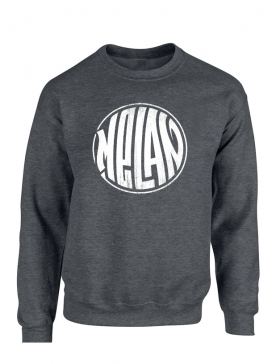 Sweat Melan gris fonce