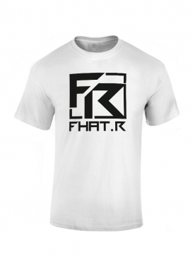 T Shirt Fhat.R Blanc