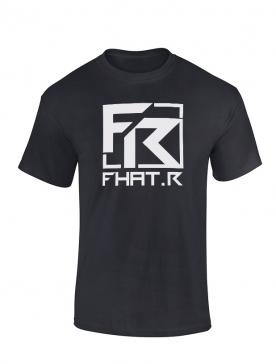 T Shirt Fhat.R Noir