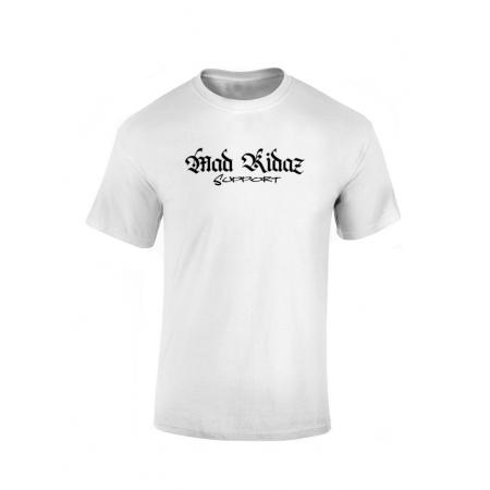 TShirt Versil - Mad Kidaz Blanc