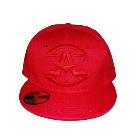 casquette assassin rouge