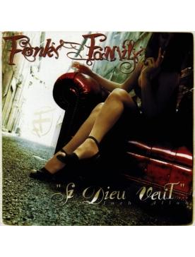 "album vinyl Fonky Family ""si Dieu veut"""