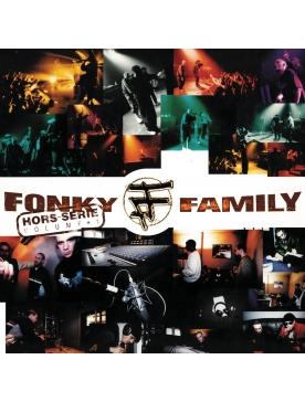 album vinyl fonky family- hors serie volume-1