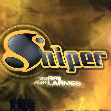 """album vinyl Sniper """"Du rire aux larmes"""""""
