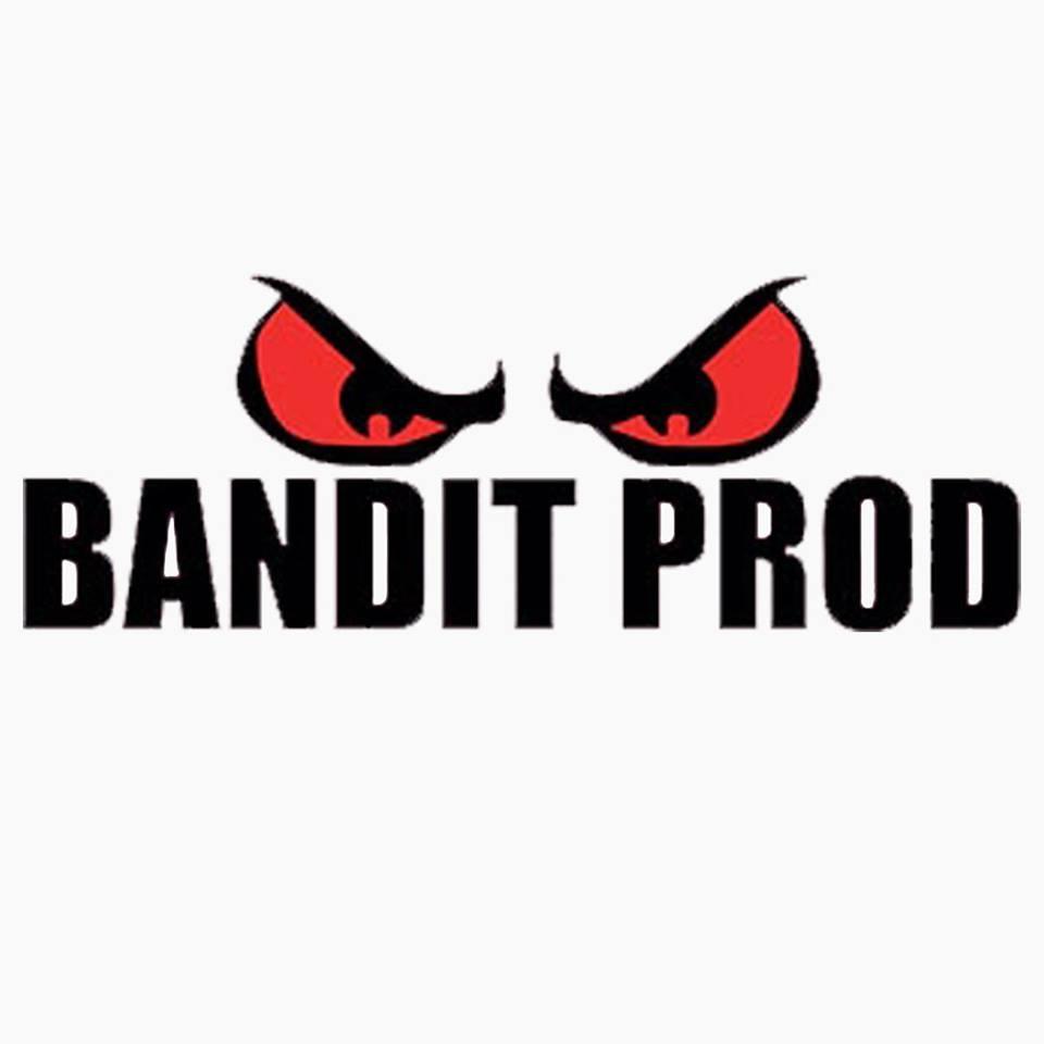 T-Shirt Bandit Prod Noir